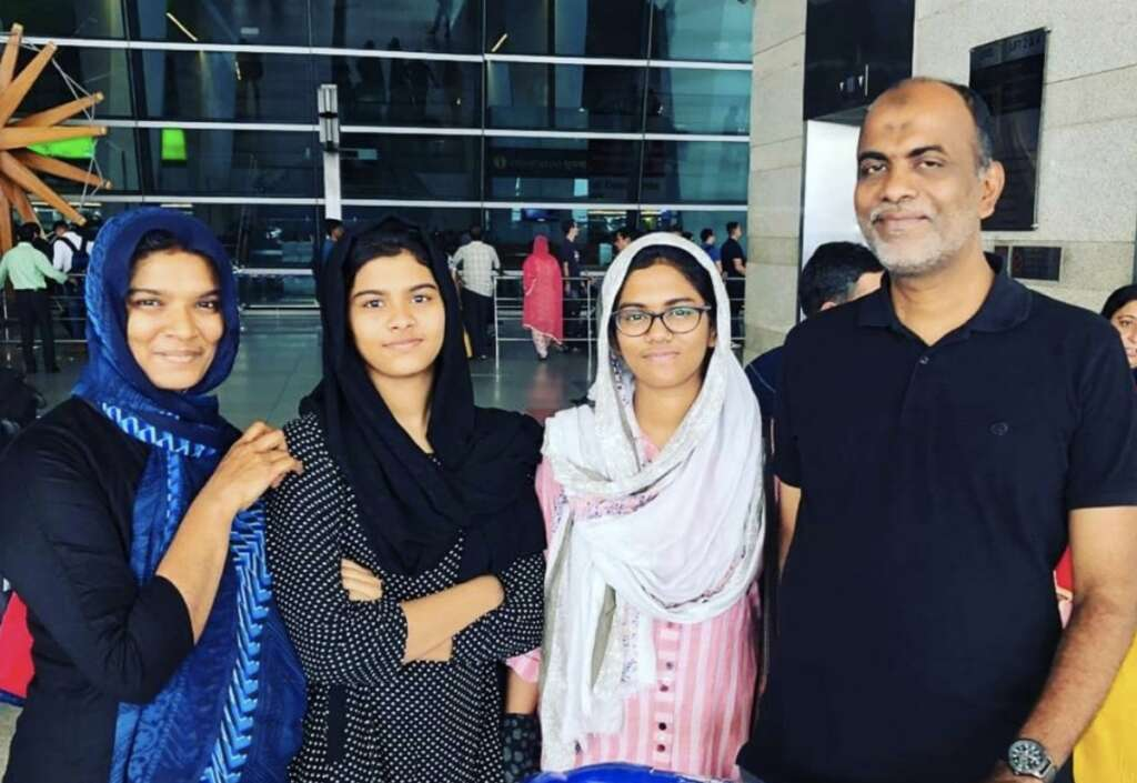 Stranded, Kazakhstan, two, medical students, desperate, return, Dubai