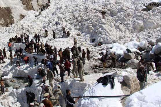 14 killed in Pakistan avalanche