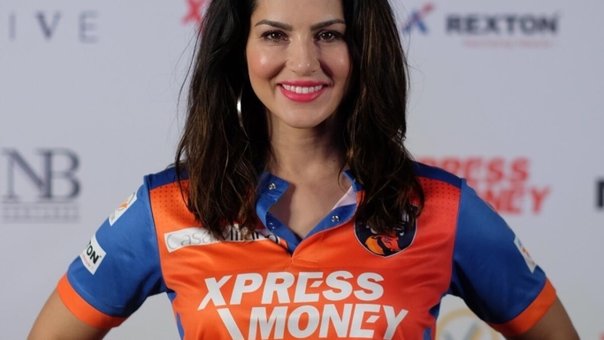 Bollywood's Sunny Leone talks business sense as Delhi Bulls T10 cricket team ambassador