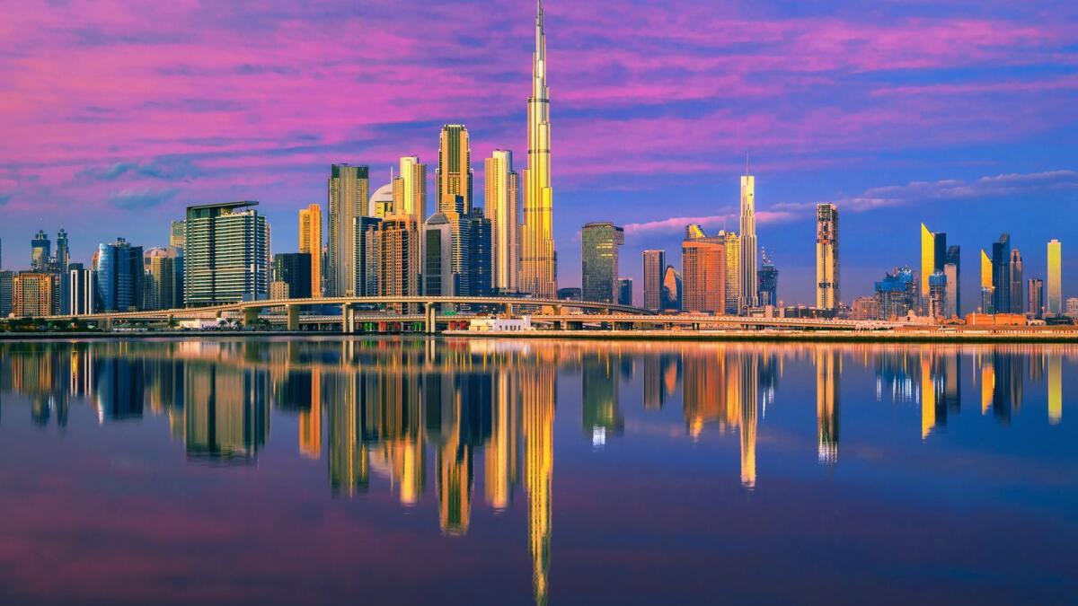 Dubai real estate transactions exceed Dh100 billion mark