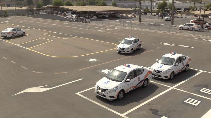 Video: Dubai parking tests to soon become completely automated