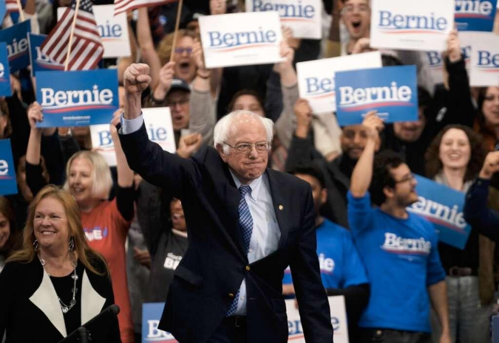 Sanders, Biden, Pete Buttigieg, Amy Klobuchar, New Hampshire results, US election