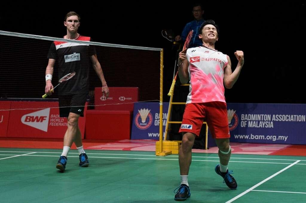 Japans Momota lifts Malaysia Masters