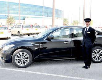 Dubai introduces 40 VIP luxury cabs