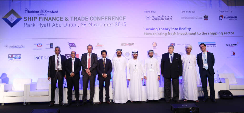 Shipping conference highlights scope for growth