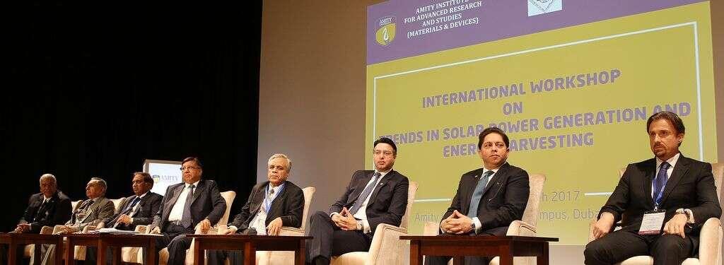 Solar energy best for UAE to produce sustainable supply