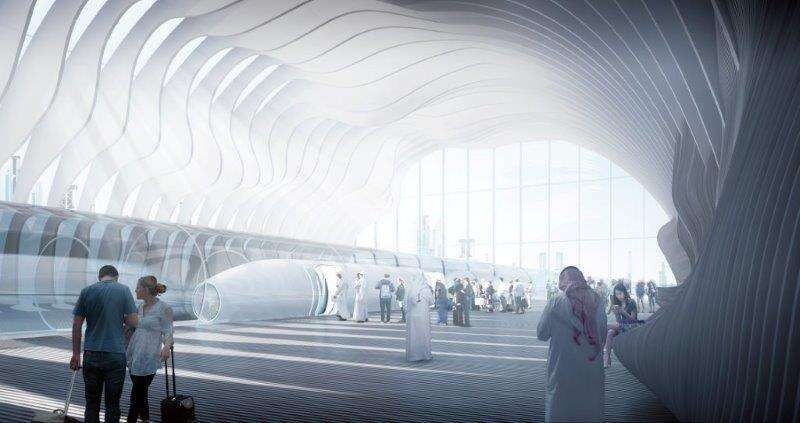 With Hyperloop, travel from Abu Dhabi to Al Ain in 8 minutes