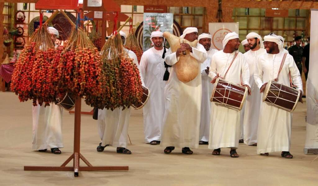 A date with Emirati heritage