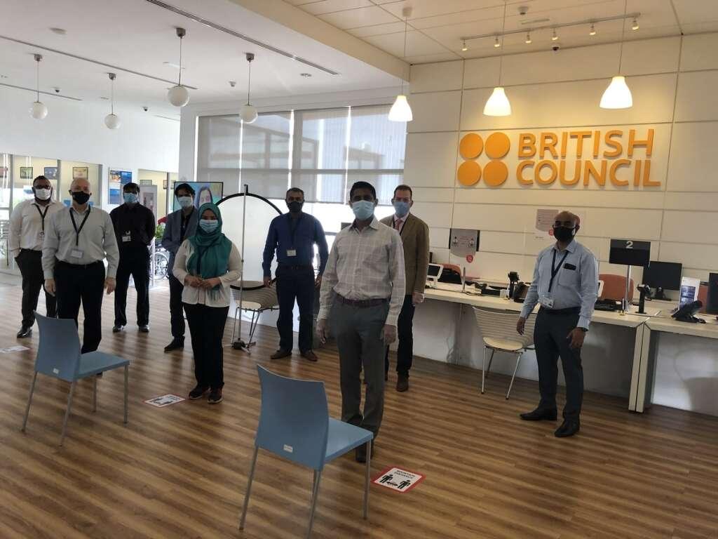 coronavirus, covid-19, British Council, IELTS testing