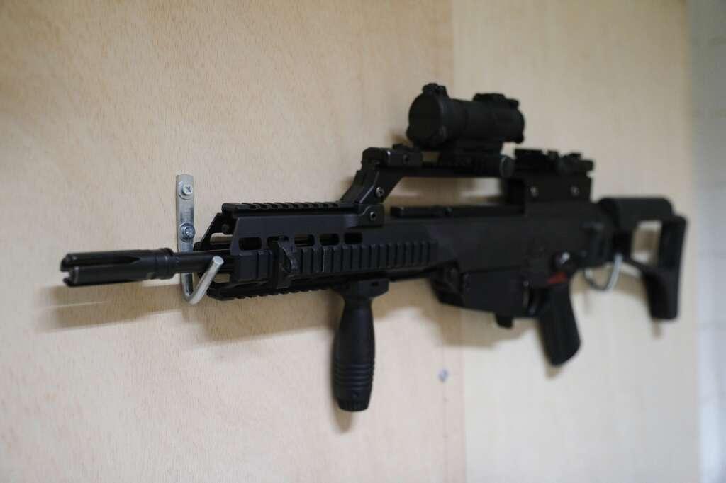 UAE, Germany, rifles, Haenel, Berlin