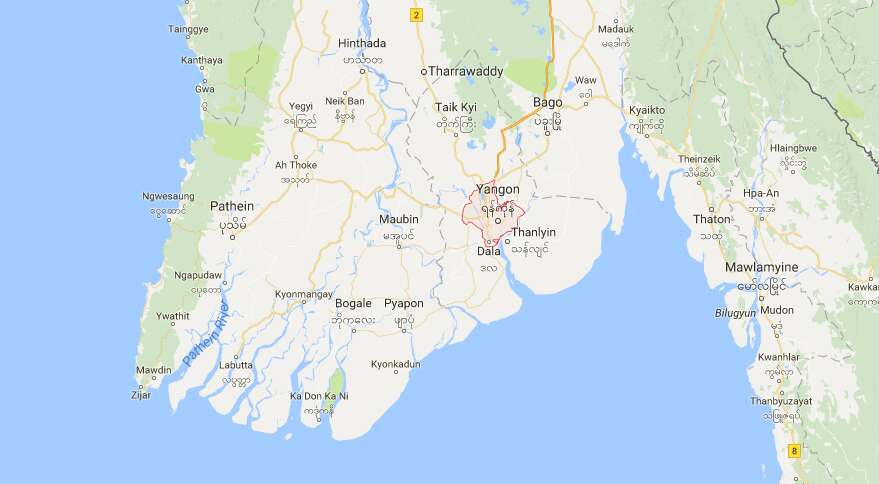 Myanmar plane with 104 on board crashes