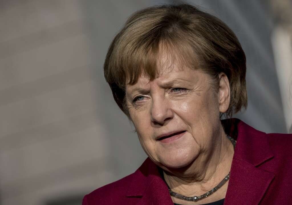 Merkel hopes to form government very soon