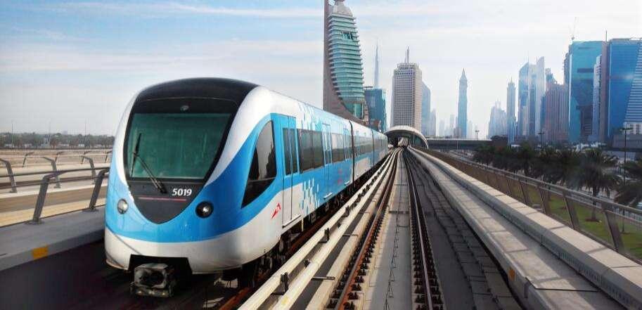 Major extension, upgrade for Dubai Metro