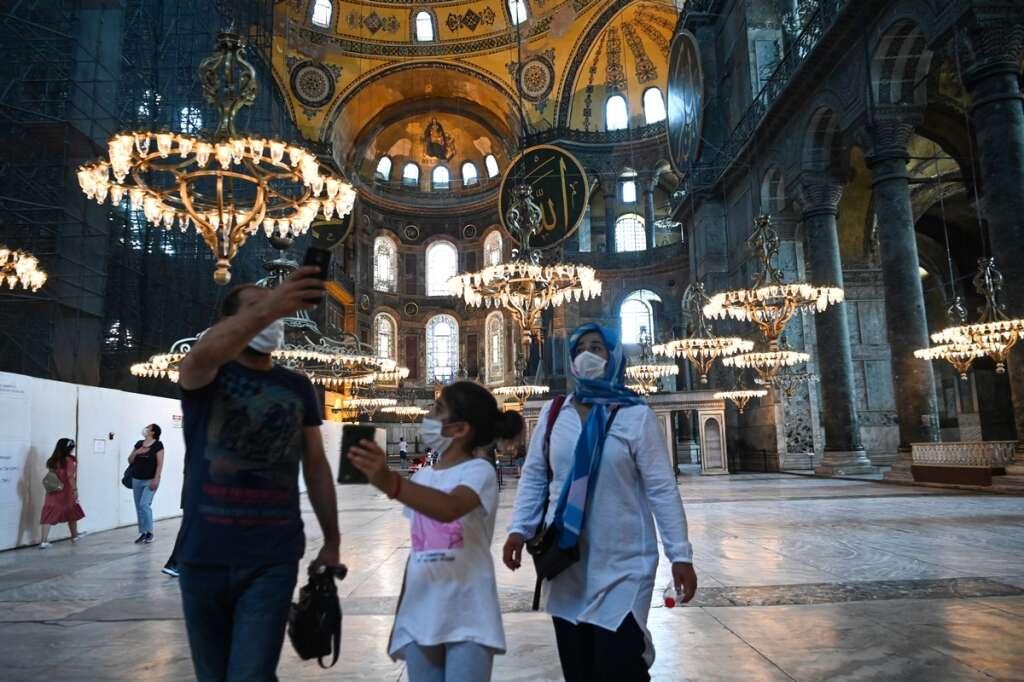 Russia, mosque, church, Turkey