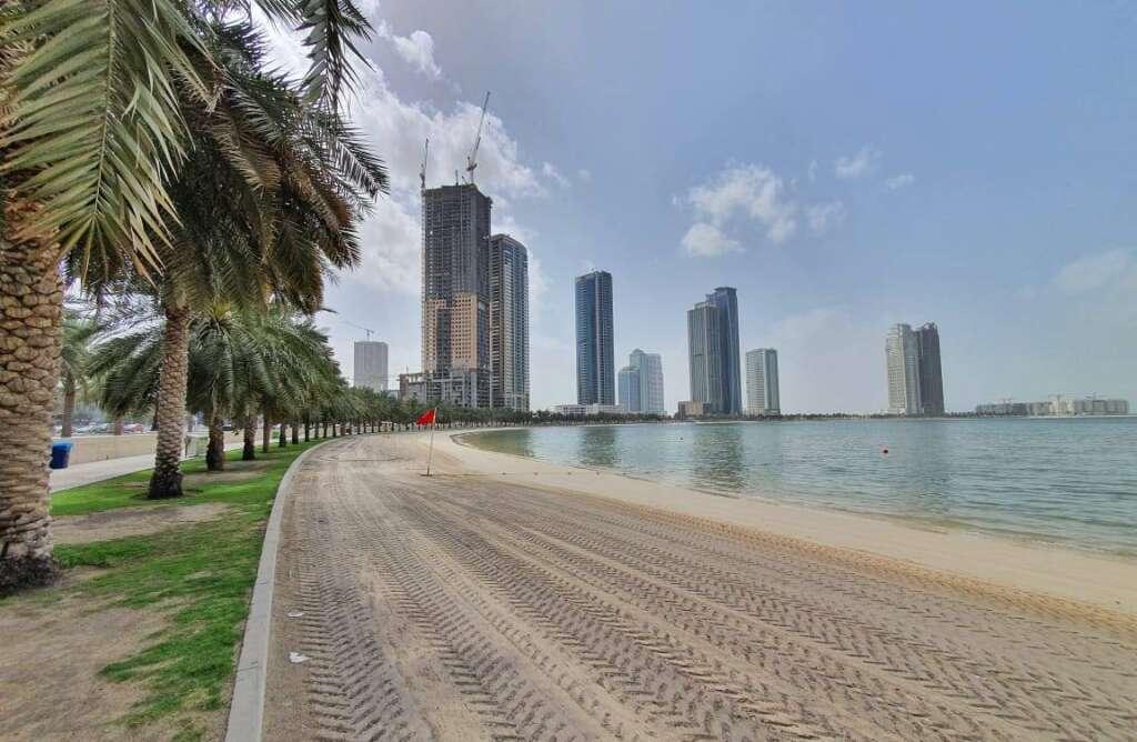 Sharjah, Sharjah Human Resources Department, Tariq Sultan Bin Khadim, coronavirus, Covid-19