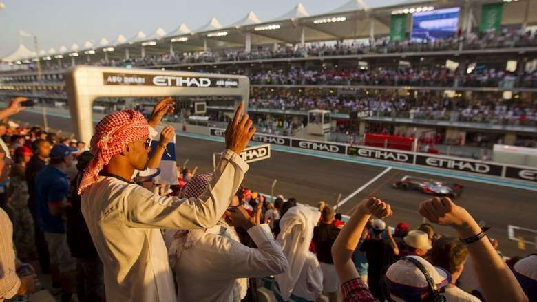 Abu Dhabi Formula 1 tickets sell out in record time