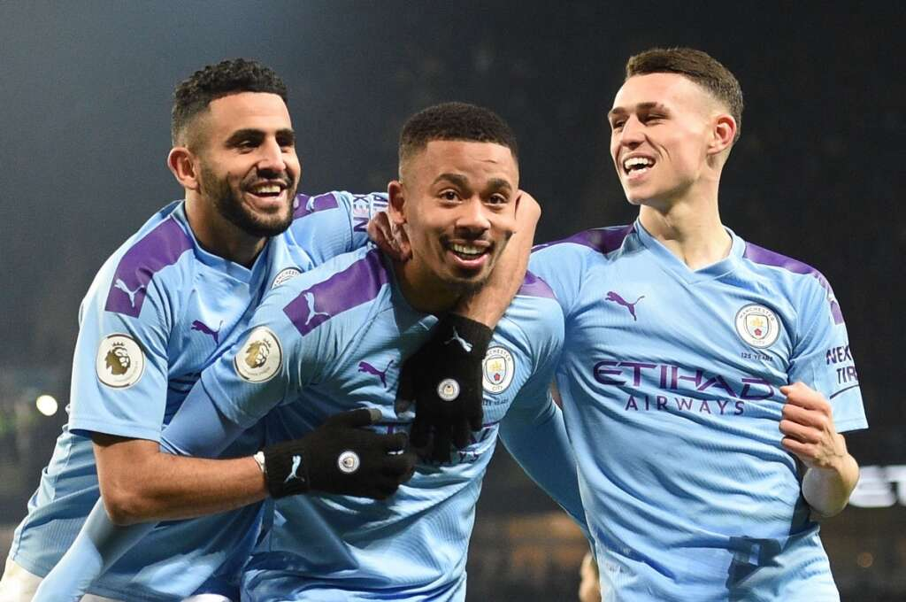 Jesus proves City can succeed without Aguero