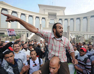 Egypt top court again delays ruling on constitution