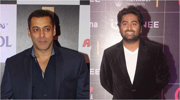 Arijit Singh finally reveals what went wrong between him and Salman Khan