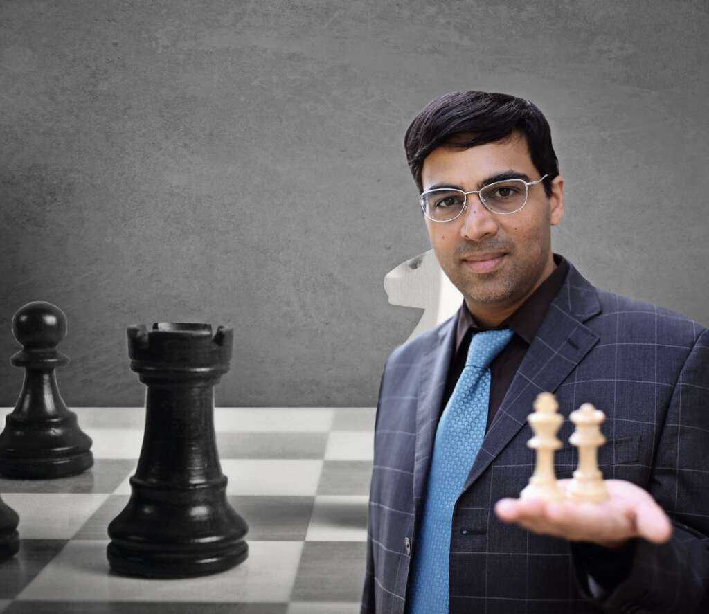 Human competition is fascinating: Viswanathan Anand
