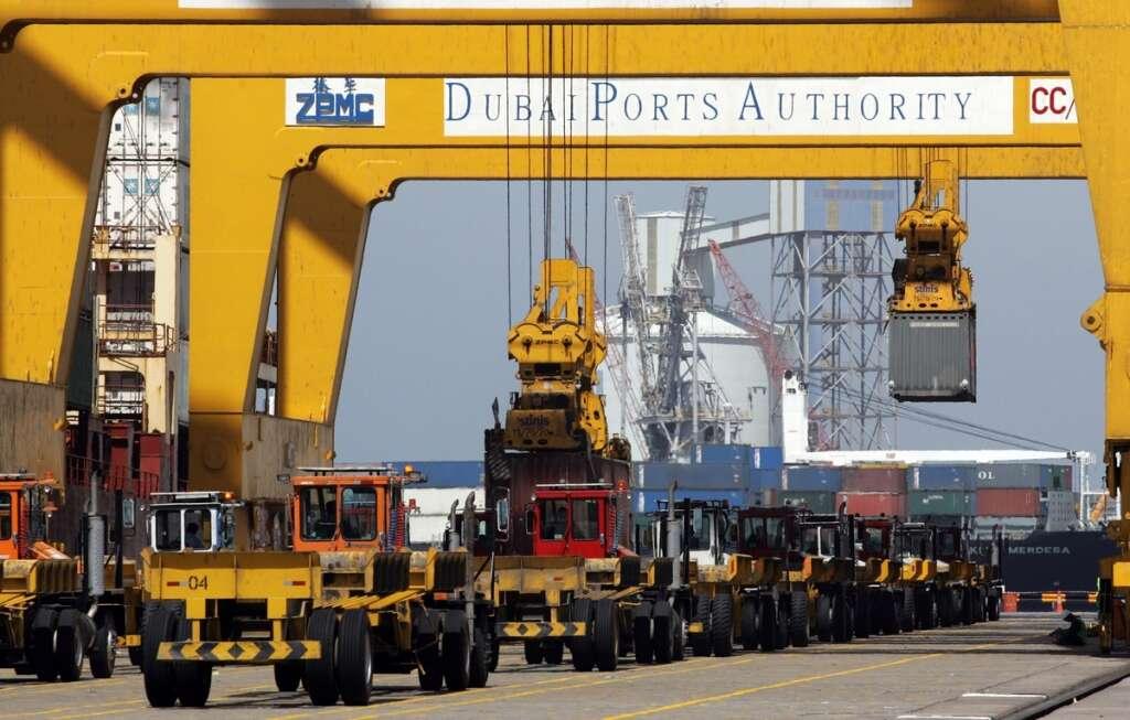 Dubai eyes Dh110B India trade