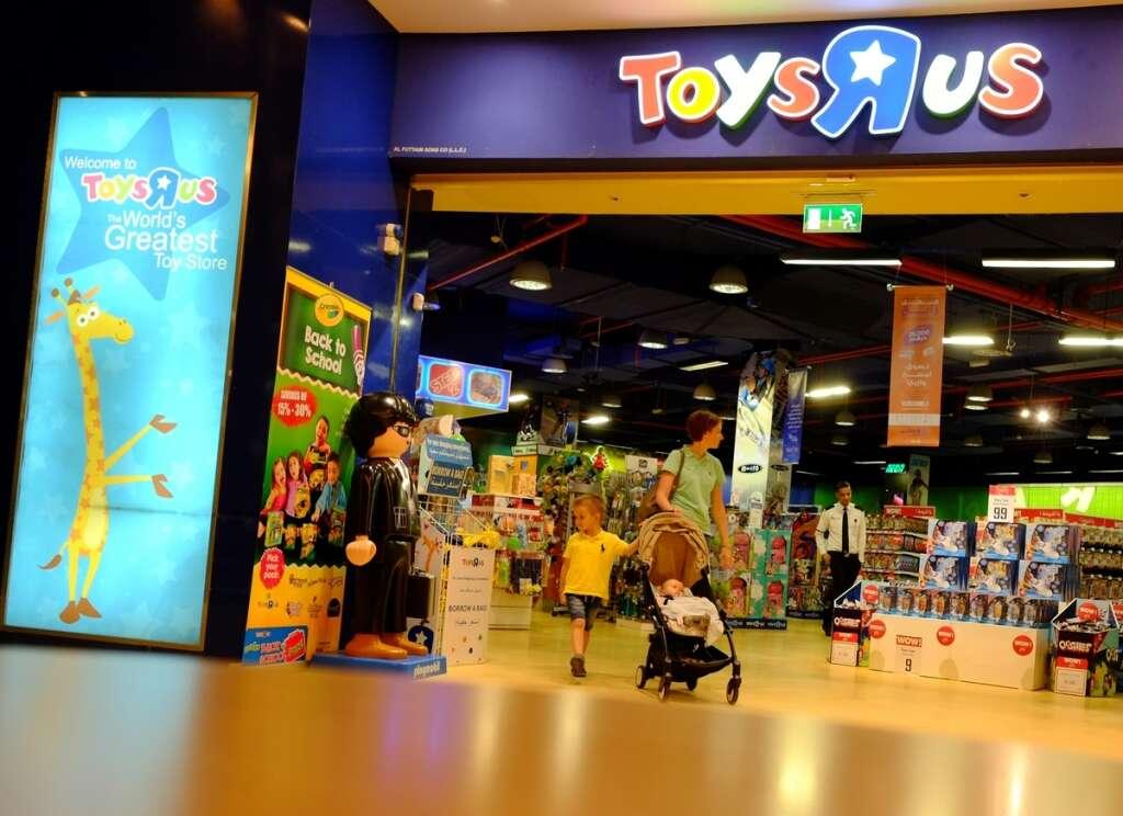 Toys R Us Uae Operations Unhit Khaleej Times