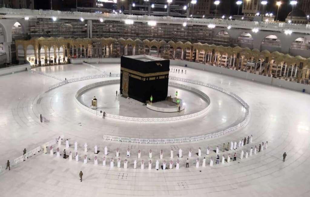 Saudi Arabia, Haj, pilgrims, coronavirus