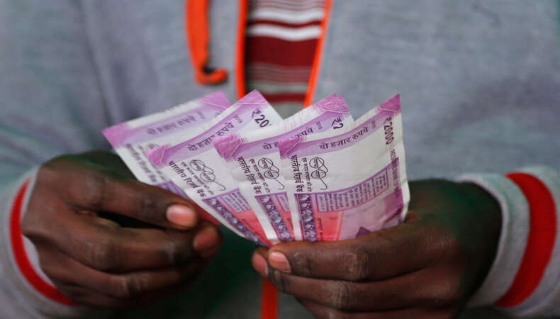 Shocking! Gandhi goes missing from Rs2,000 notes