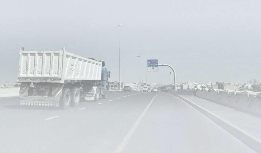 trucks, ban, fine, traffic fine