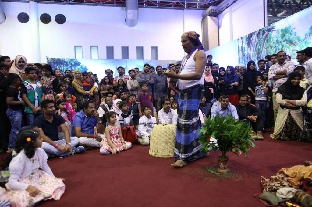 Kerala trade, culture festival, Sharjah, Come On Kerala Festival,