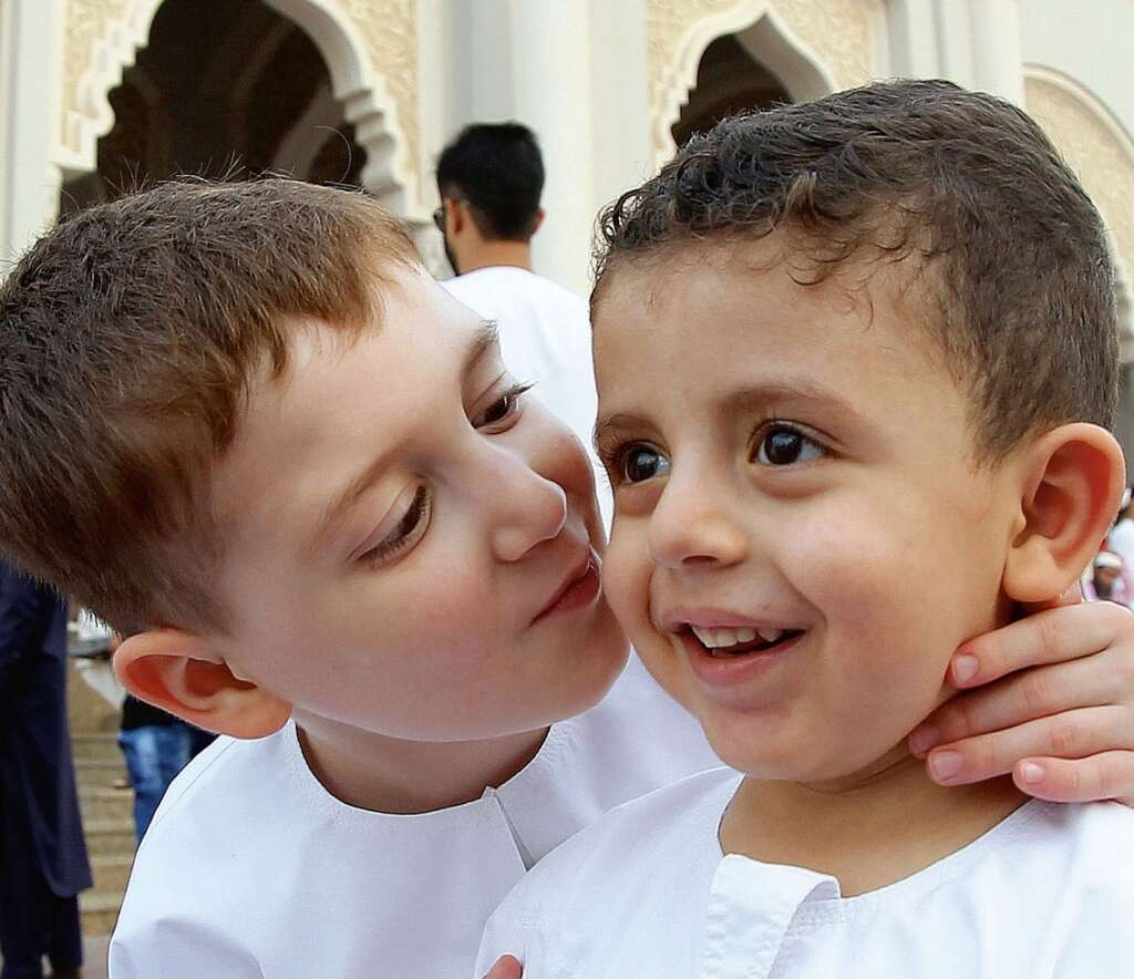 UAE is a melting pot for Eid celebrations