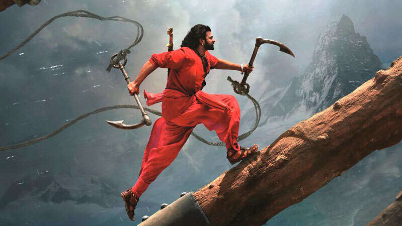 Bahubali 2' creates history, becomes first Indian movie ever to ...
