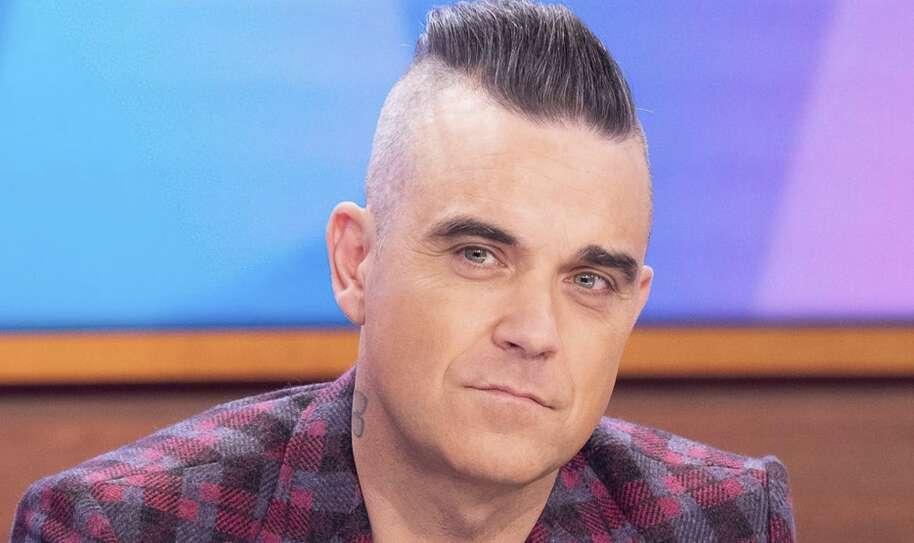 Robbie Williams, singer, tattoo, music