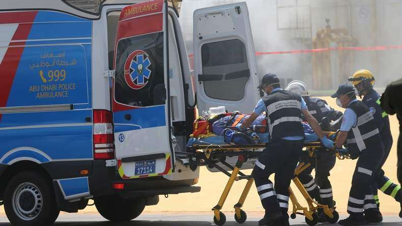 Ambulances Giving To Way Fined Khaleej - Motorists 97 Not Times For