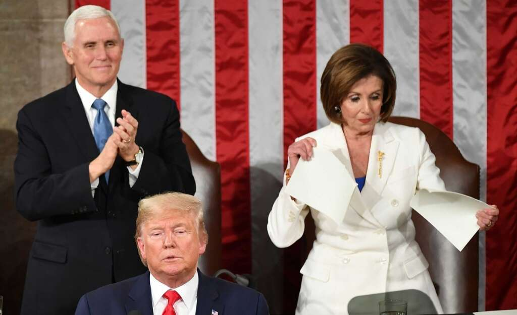 Trump, State of the Union address