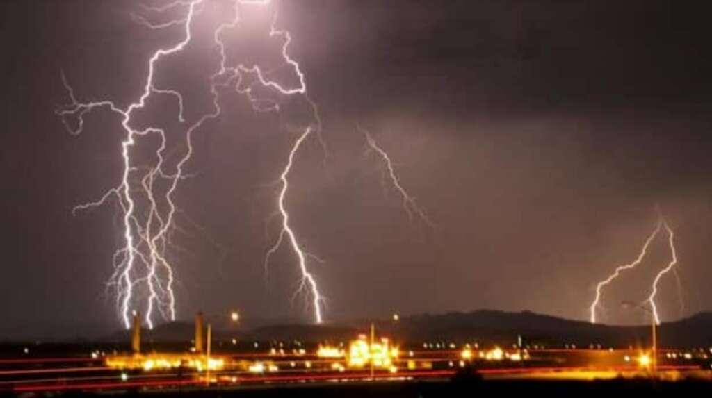 30 killed, dozens injured as lightning strikes in India