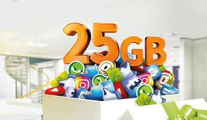 Get 25gb For Dh30 With Etisalat S New Offer Khaleej Times