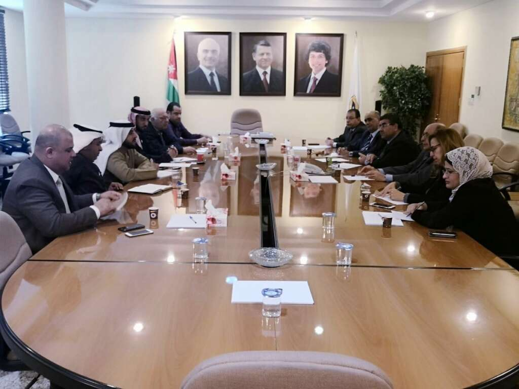 ADX delegation holds meetings in Jordan