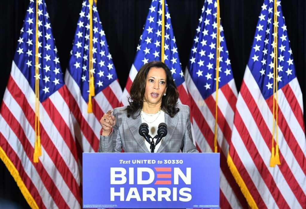 Trump, false birther, Kamala Harris