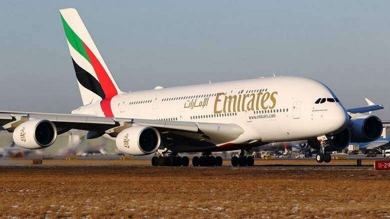 Emirates cabin crew dies after falling from aircraft