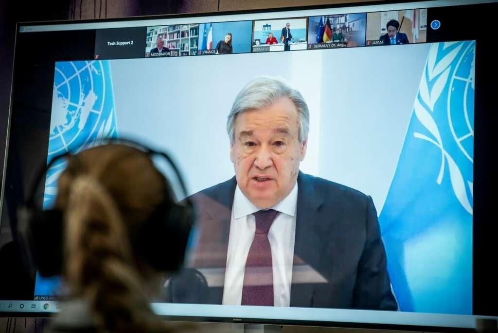 UN Security Council, adopts, resolution, halt, conflicts, coronavirus, Covid-19, pande,ic