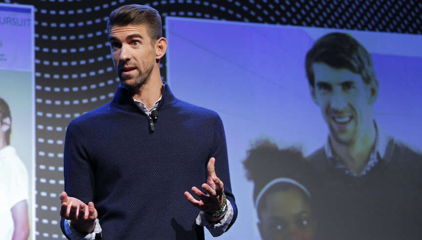 Covid-19: With Olympics on hold, Phelps worries about mental health