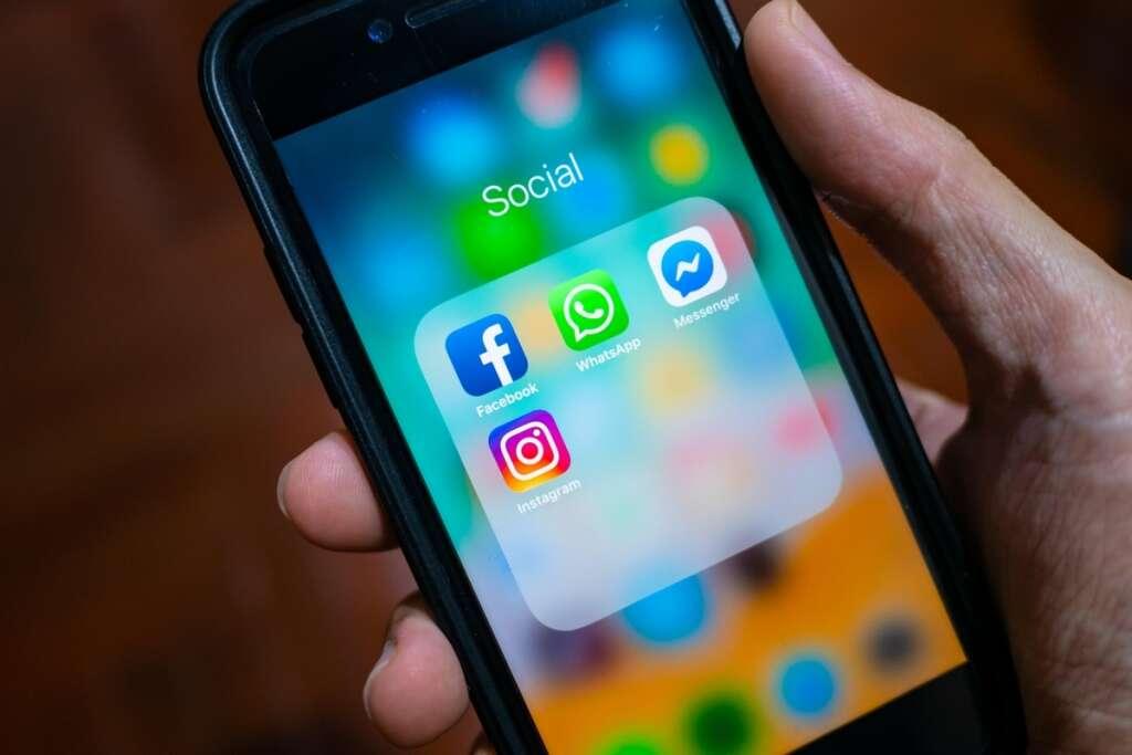 Facebook, WhatsApp, Instagram, Messenger, Facebook Pay