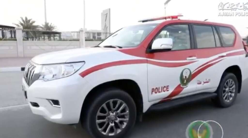 UAE cop's 3-month search helps return lost cash to woman