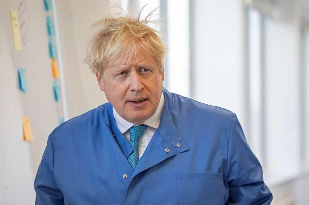 Boris Johnson, Britain, Downing Street, Chris Whitty, National Health Service, coronavirus, Covid-19