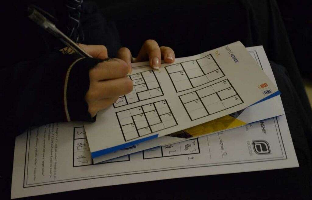 KenKen is the new Sudoku for young minds in UAE