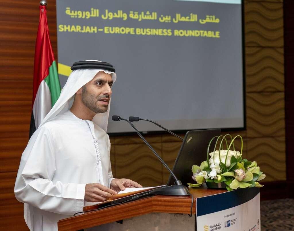 Sharjah eyes tie ups with European R&D companies