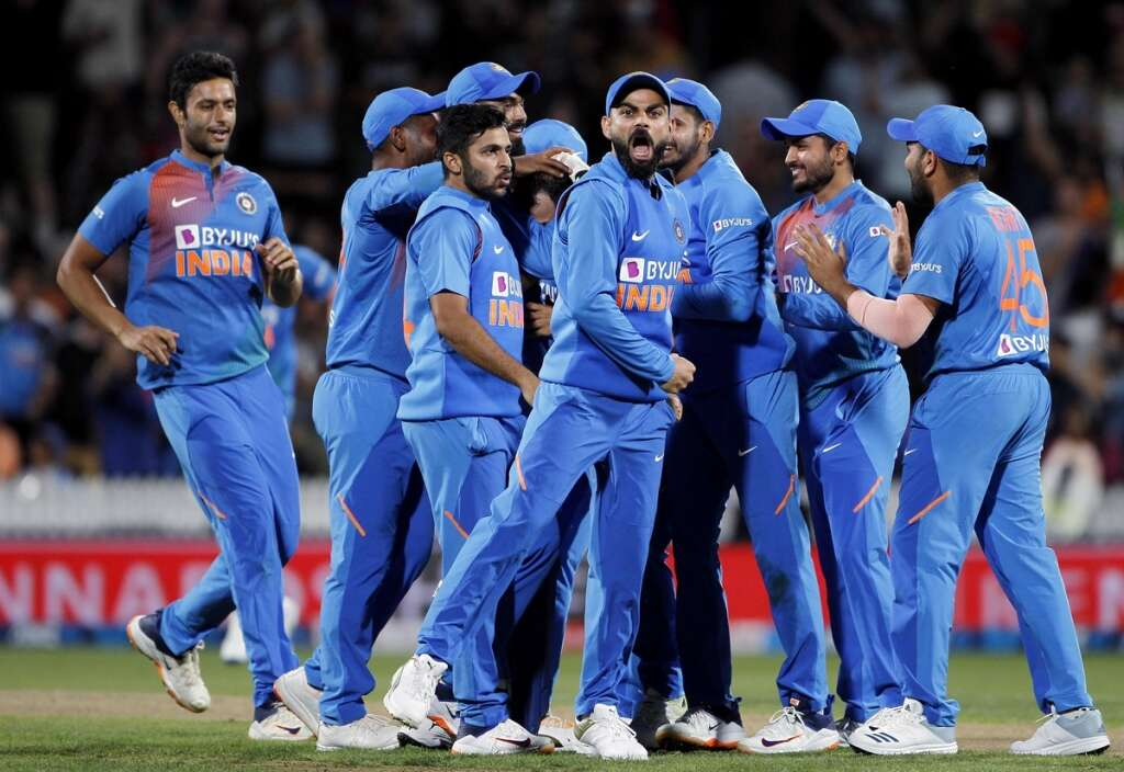 India look to keep up ante against hosts New Zealand