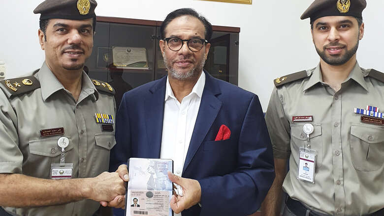First Bangladeshi expat gets UAE permanent residency Golden Visa