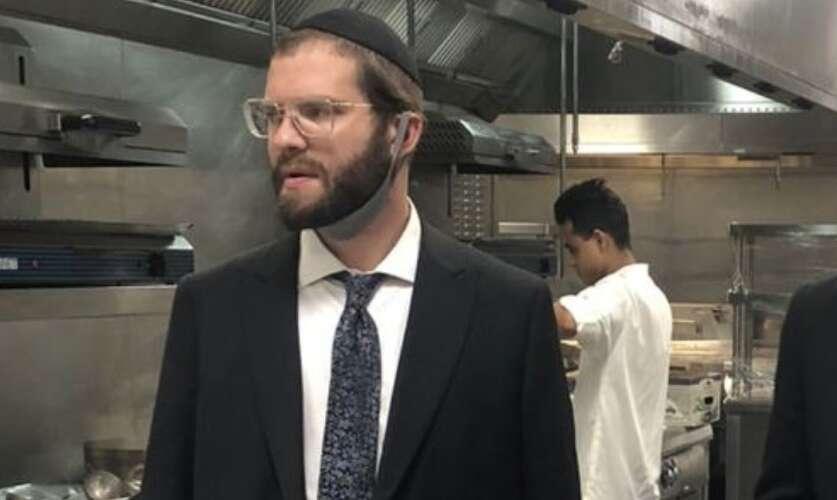 kosher, halal, rabbi, israel, jew, UAE, delegation, islam, muslim, Yissachar Krakowski